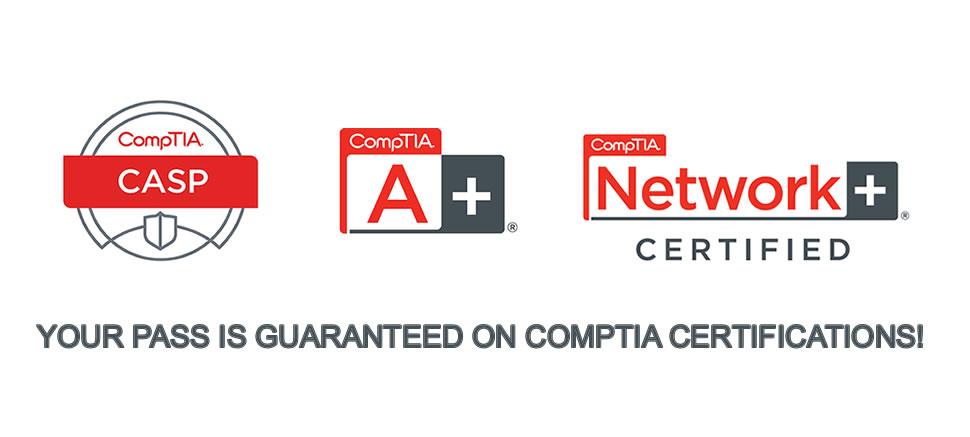 Pass Guaranteed on Comptia A+ Plus braindumps