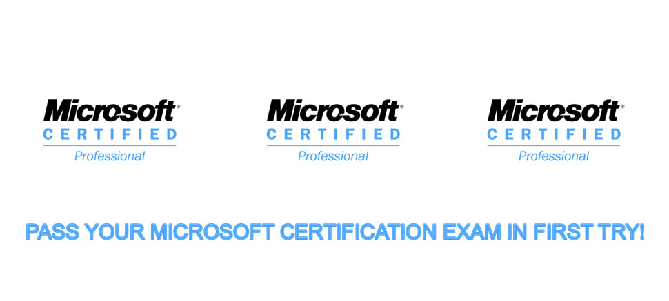 Pass Guaranteed on Microsoft braindumps